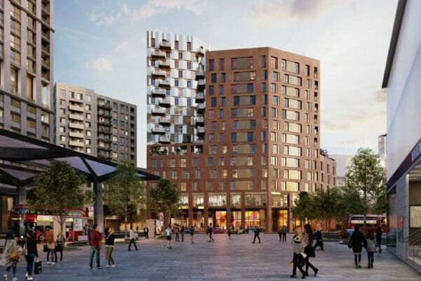 Tottenham Hale - Opening 2022