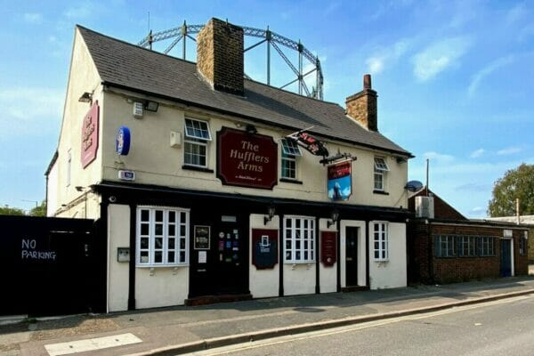 Dartford - The Hufflers Arms